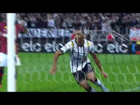 Corinthians Paulista (SP) 2 - 0 Atletico Paranaense