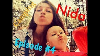EPISODE #4 NIDA Camping, Lithuania. Our Experience. Try camping!!!