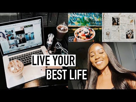 Get Your Life Together in 2018 | 5 Ways To ACHIEVE YOUR GOALS!
