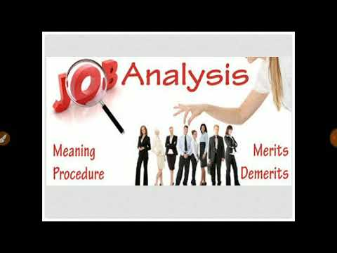 Job Analysis |