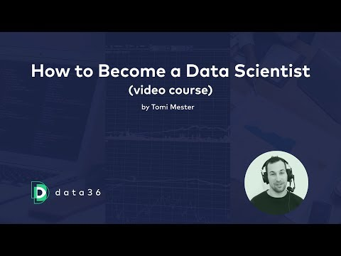 How to Become a Data Scientist (Free online course) - 01_Welcome
