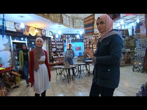 Traveling the Middle East: One Day in Jordan
