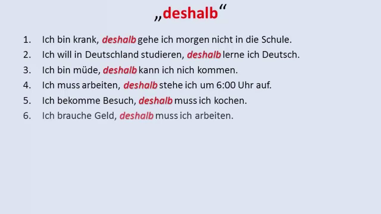 Pin Von Valeria Auf German Gramatik Konjunktionen 13