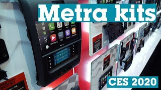 CES 2020: Metra dash kit for car stereos | Crutchfield