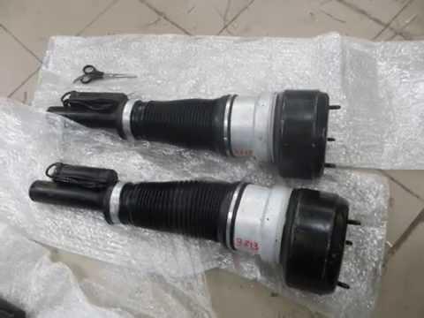 Амортизатор левый правый передний Мерседес ПневмоАмортизатор Mercedes W221 A2213209313 A2213204913