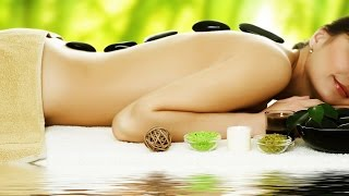 3 HOURS Relaxing Meditation Music ' Spa Therapy ' Background for Yoga , Massage , Reiki ,Study