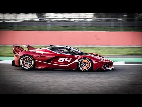 30 min of pure Ferrari XX INSANITY!!!