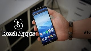 #16 Top & Best 3 Android  Apps in July 2018 - Daily 3 New Apps - Everyday 3 Best Apps