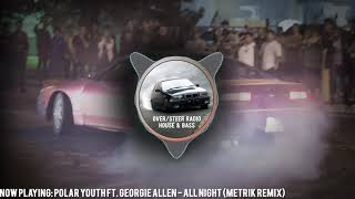 Cover images Polar Youth ft Georgie Allen - All Night (Metrik Remix)