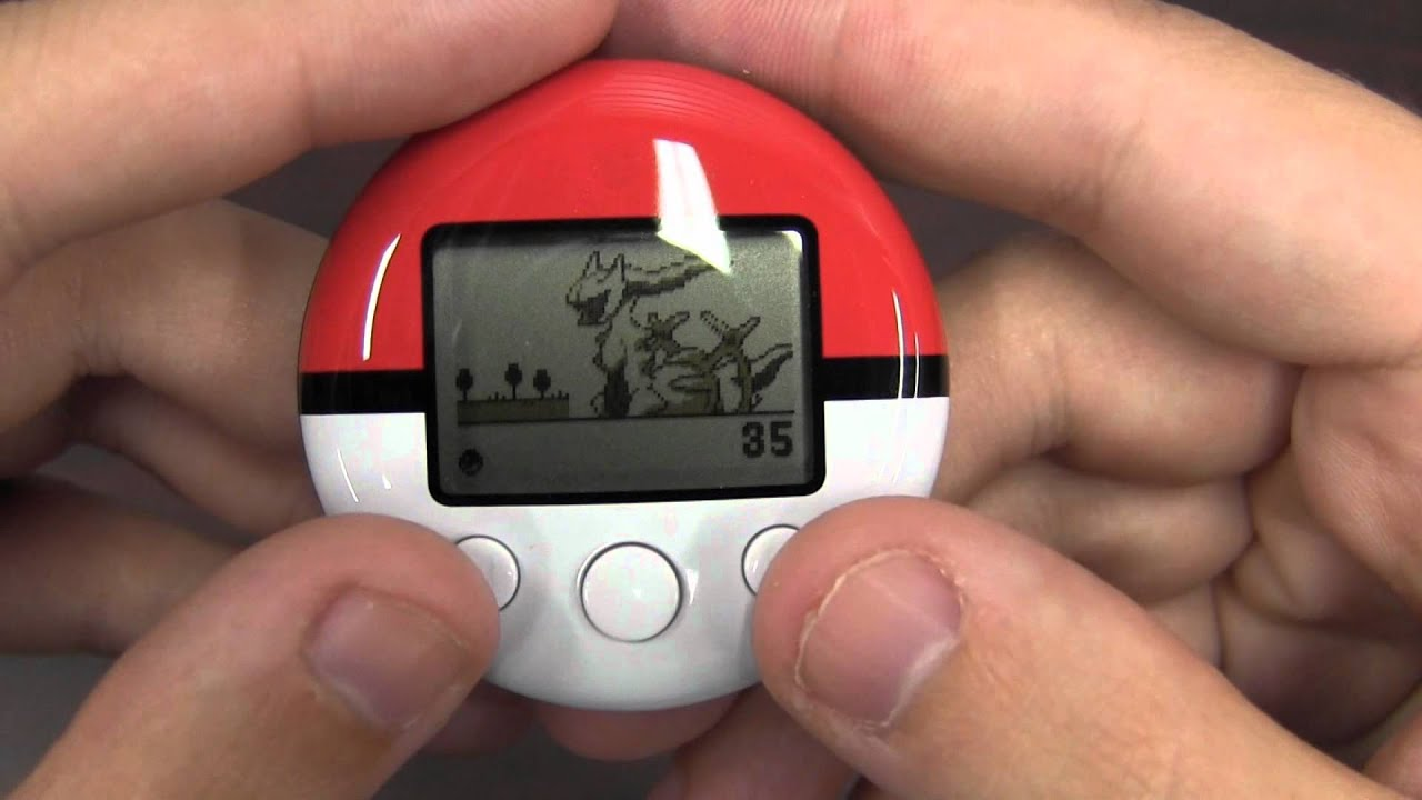 Cgrundertow Pokewalker Pokemon Video Game Accessory Review Youtube