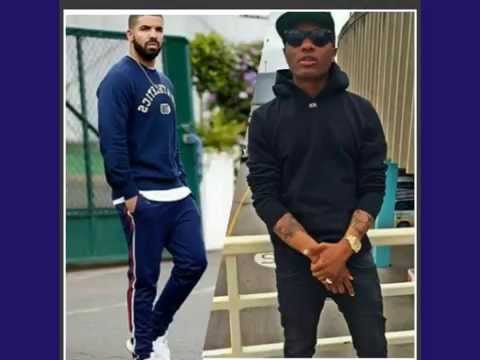 Wizkid Ft. Drake & Skepta - Ojuelegba Audio (Remix)