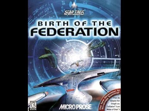 Star Trek Birth of the federation on Windows 8 - 8 1 and 7