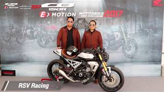 Honda CB150R   Exmotion  Motorbike Idea Challenge  - ST15 RSV Racing