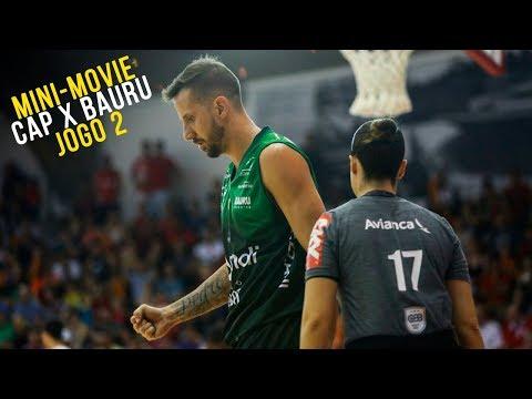 Mini-Movie: Paulistano x Bauru - Semifinal Jogo 2