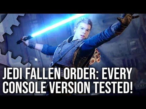 Star Wars Jedi Fallen Order: Every Console Tested, Tech Problems Analysed