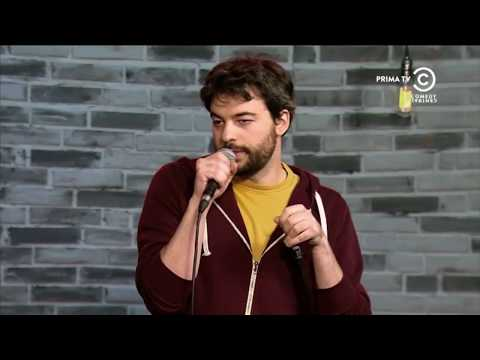 Stefano Rapone Stand up comedy