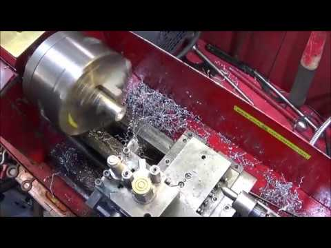 Making A Gun Oiler Pot On The Chinese Mini Lathe Part 2
