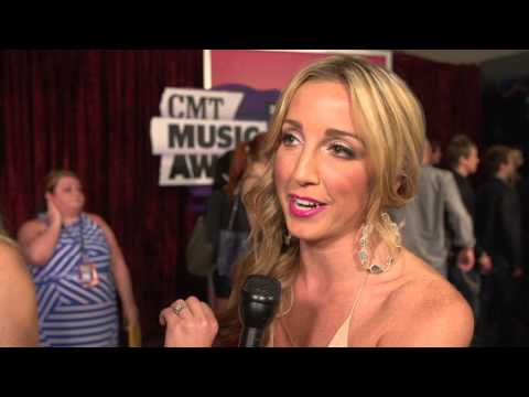 2013 CMT Music Awards - Ashley Monroe Red Carpet Interview