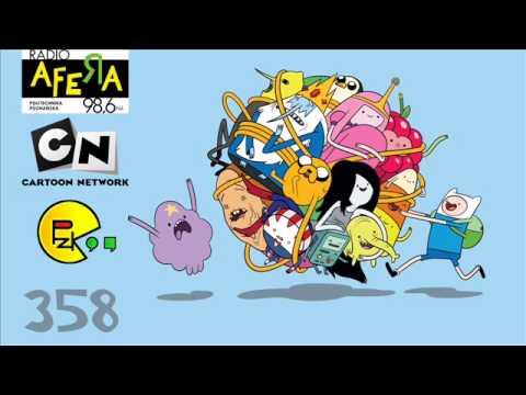 Prosto z Kadru #358 - Adventure Time - Pora na przygodę - ...