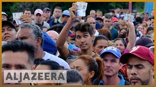 Venezuela reopens border with Colombia after four months