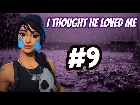 Saddest Moments in Fortnite #9 (TRY NOT TO CRY)