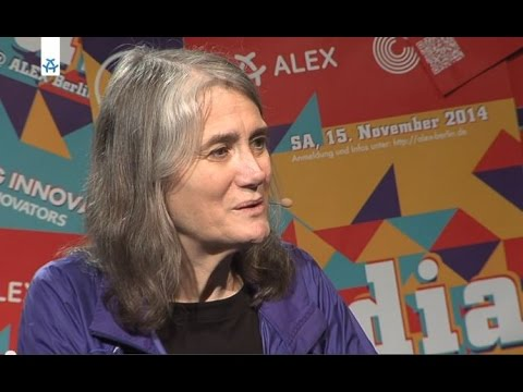 Amy Goodman | Cultural Innovation Day Berlin