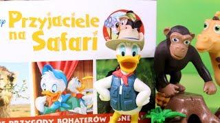 Przyjaciele na Safari #15 • Disney • Szympansica Penny • Encyklopedia zwierząt z zabawkami