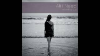 "Uplifting Melodic Progressive House Mix - ""All I Need"" by d.fy"