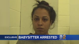 Police: Babysitter Torches Fiance's Car With Child In Her Care Present