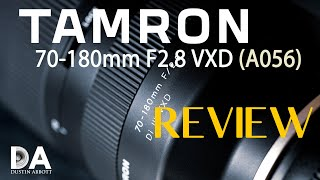 Tamron 70-180mm F2.8 VXD (A056) Review | 4K