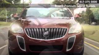 New 2016 Buick Regal Classic Buick GMC Arlington TX Fort Worth TX