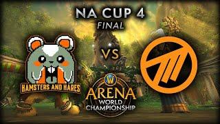Hamsters \u0026 Hares vs Method NA | Final | AWC Shadowlands NA Cup 4
