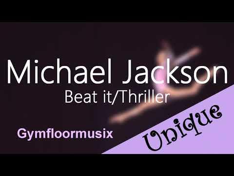 Michael Jackson - Gymnastic Floor Music