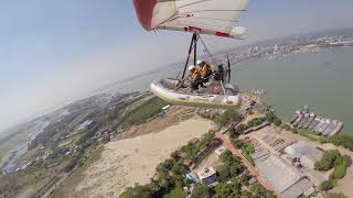 New HD video of flying inflatable boat in Bangladesh