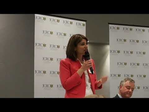 Dr. Nadia Hashimi on US Embassy/Jerusalem, Gaza and BDS