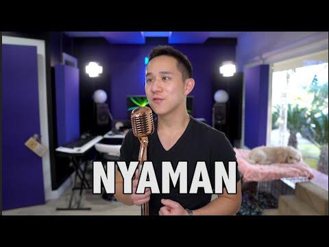 Nyaman - Andmesh (English/Indonesian/Chinese Cover)