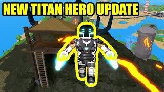 [FULL GUIDE] HOW TO USE NEW TITAN HERO | Roblox Mad City Update