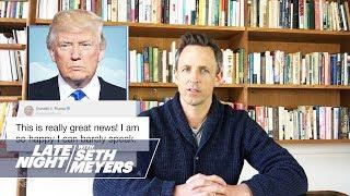 Gambar cover President Trump Calls Coronavirus Stimulus Package Tremendous