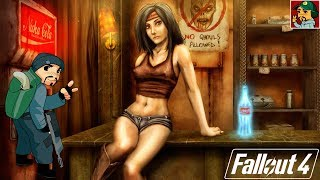 Fallout 4 - Продолжаем проходить дополнительные миссии