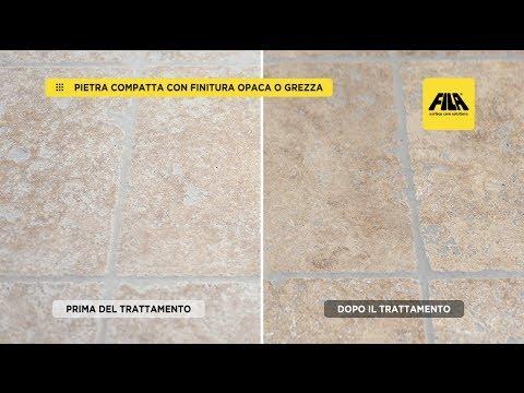 Pulizia e trattamento antimacchia pavimento in travertino - Pulire fughe piastrelle da olio ...