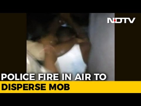 Men Lynched In Front Of Police In Jharkhand, Horror Caught On Camera