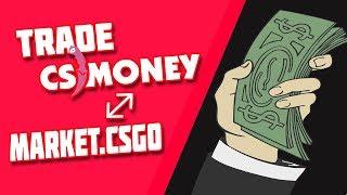 Сколько я получаю со схемы cs.money - market.csgo