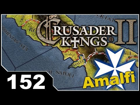 Crusader Kings 2 - Republic of Amalfi EP152