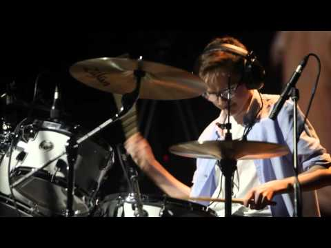 Tom Potter - Winner of The Young Drummer of the Year 2016