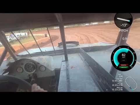 Cherokee Speedway Tribal Nationals 2017 Crate Sportsman Weekend #3