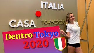 Olimpiadi Tokyo 2020 la mia esperienza!