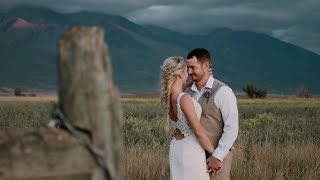 Ryan & Nikaela | Charlo, MT Wedding | 09.21.19