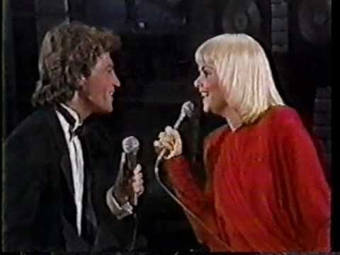 Andy Gibb and Ann Jillian - Someone To Watch Over Me