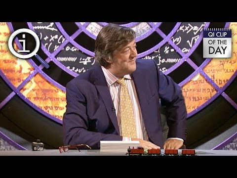 QI | Why Didn't They Build A Railway At Slough?