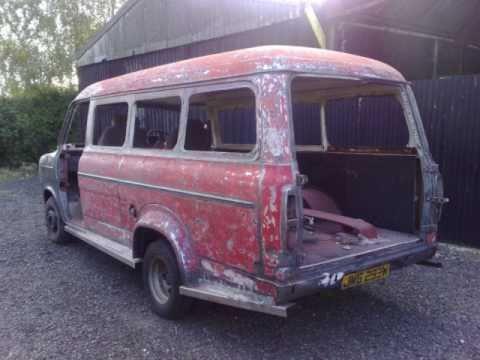 ford transit mk2 restoration start to finnish my supervan. Black Bedroom Furniture Sets. Home Design Ideas